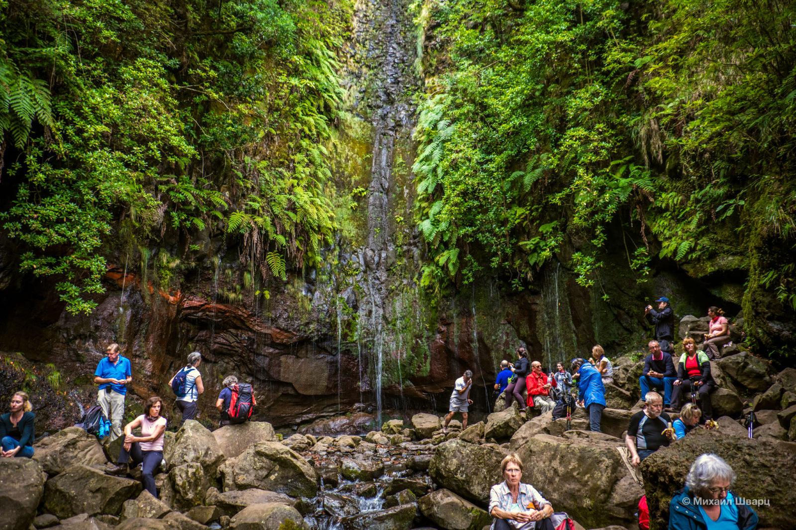 Маршрут 25 водопадов 13