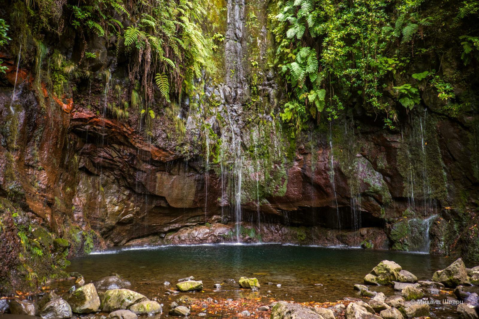 Маршрут 25 водопадов 12