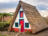 Традиционные домики города Сантана 3