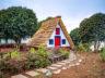 Традиционные домики города Сантана 1