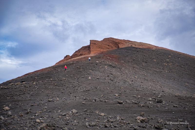 Маршрут по вулканам около Тейде 19