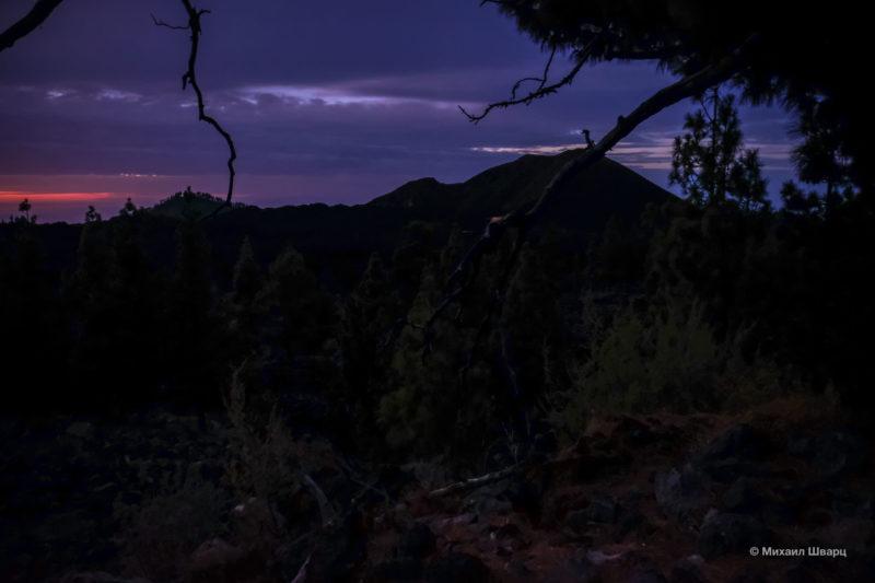 Маршрут по вулканам около Тейде 24