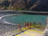Пляж Foz da Ribeira do Faial 2