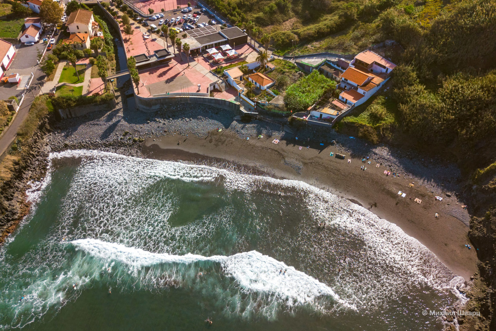Praia da Alagoa Porto da Cruz