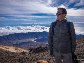 Как мы забрались на вулкан Тейде