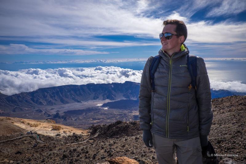 Как мы забрались на вулкан Тейде 8