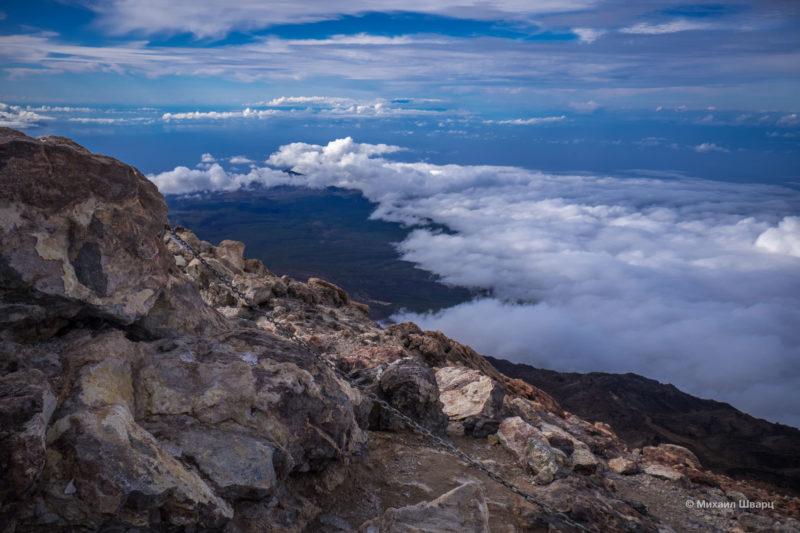 Как мы забрались на вулкан Тейде 13