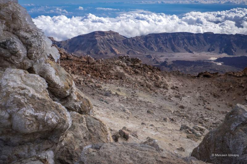 Как мы забрались на вулкан Тейде 14