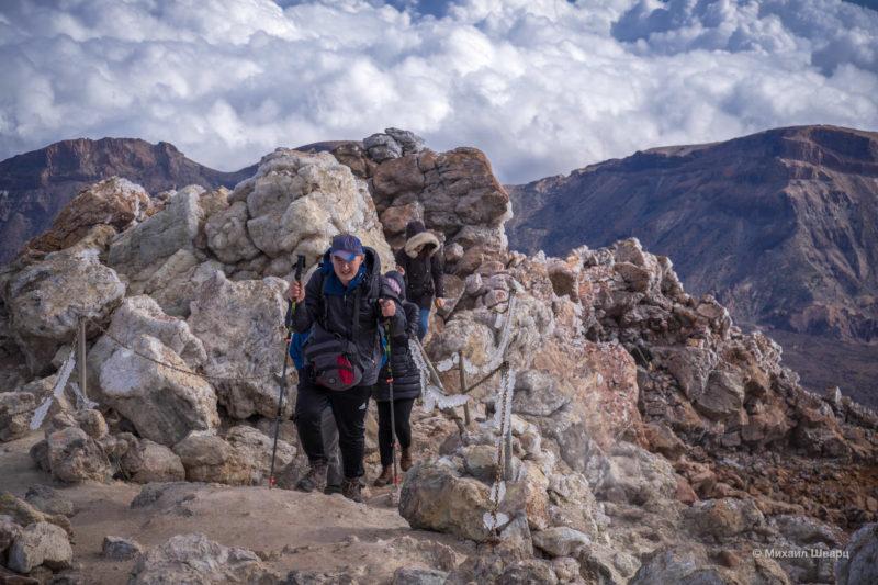 Как мы забрались на вулкан Тейде 15