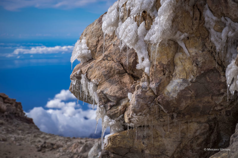 Как мы забрались на вулкан Тейде 16