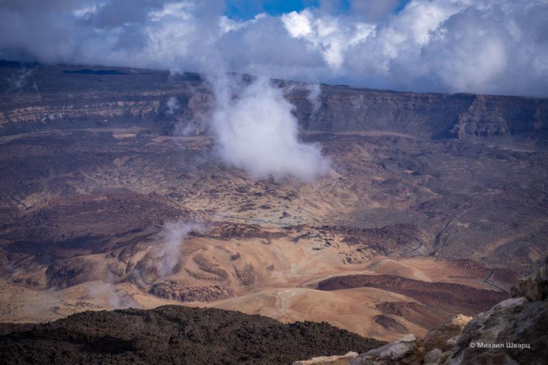 Как мы забрались на вулкан Тейде 17