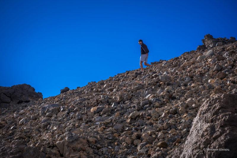 Как мы забрались на вулкан Тейде 19