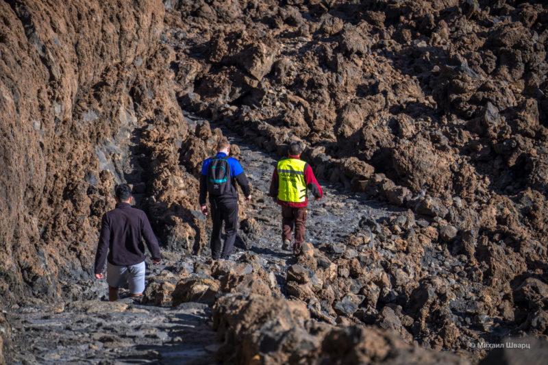 Как мы забрались на вулкан Тейде 20