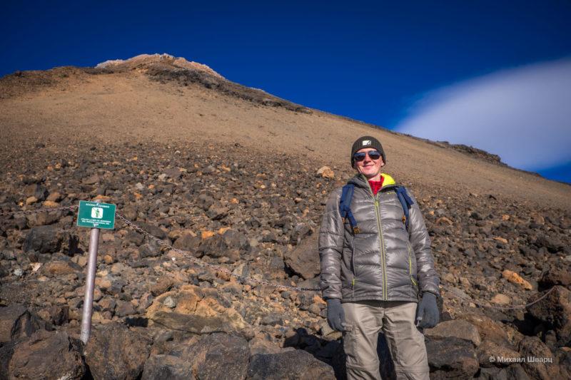 Как мы забрались на вулкан Тейде 22