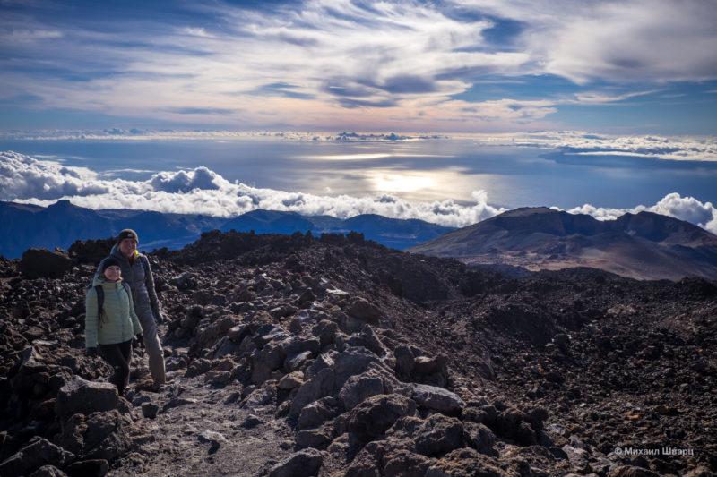 Как мы забрались на вулкан Тейде 23