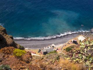 Пляжи Мадейры