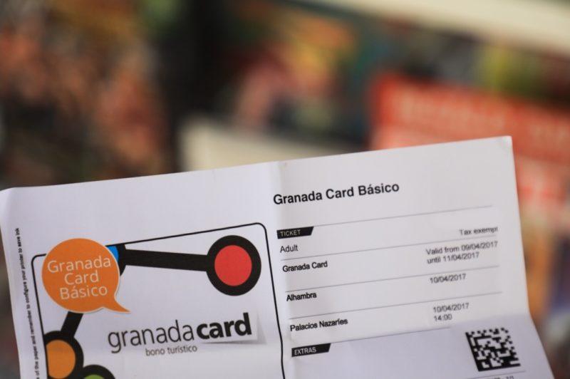 Granada Card 2
