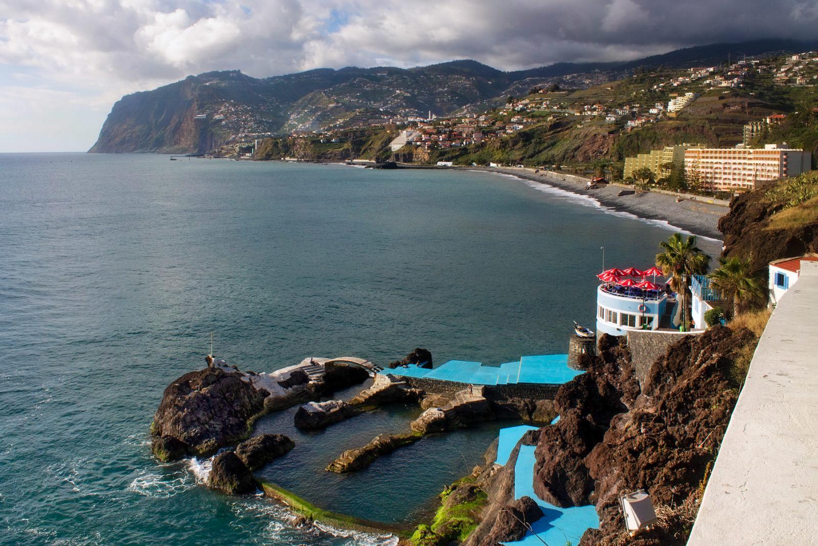 Вид на мыс Кабо-Жирао и пляж Формоза (фото: Bruno Pereira)