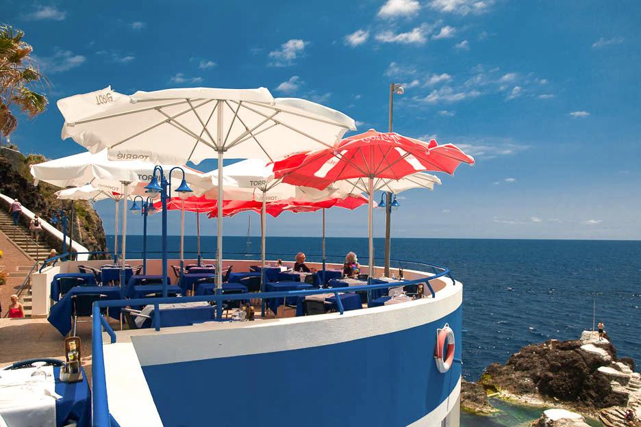Ресторан Doca Do Cavacas (фото: Kees-Jan van Overbeeke)
