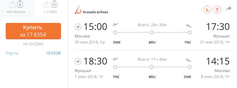 Поездка на Мадейру: что почём? 1