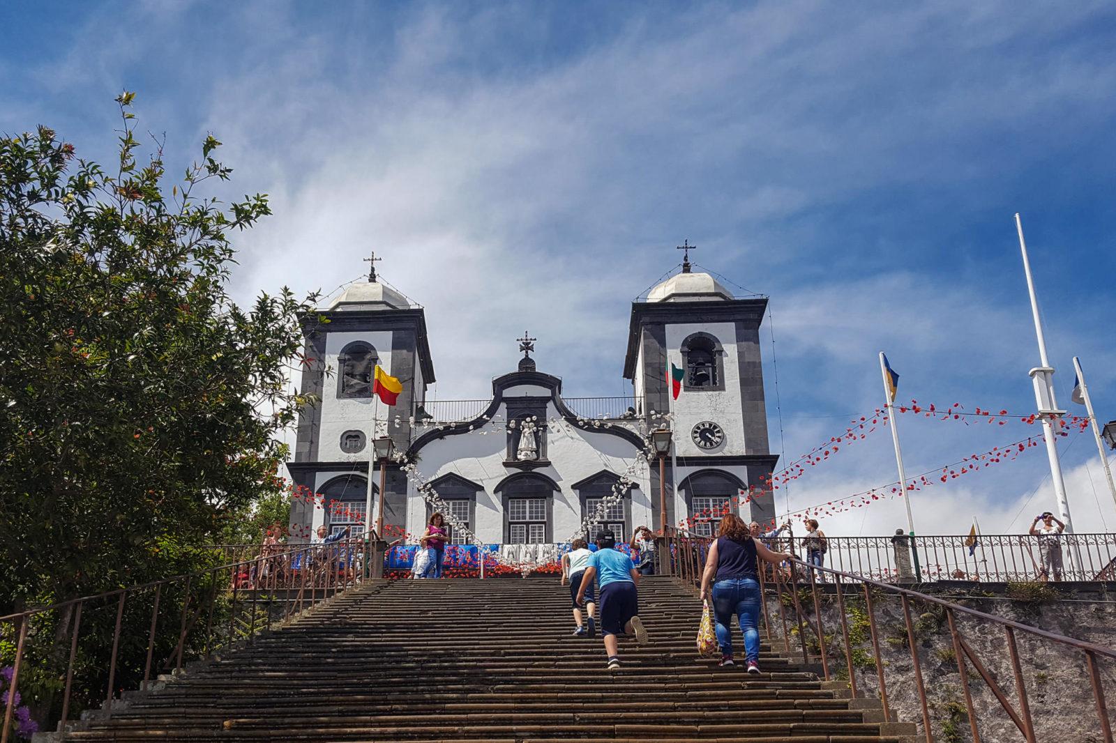 Церковь Святой Девы из Монте (фото: Antonio Albuquerque)