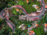 Канатная дорога Фуншал-Монте 8