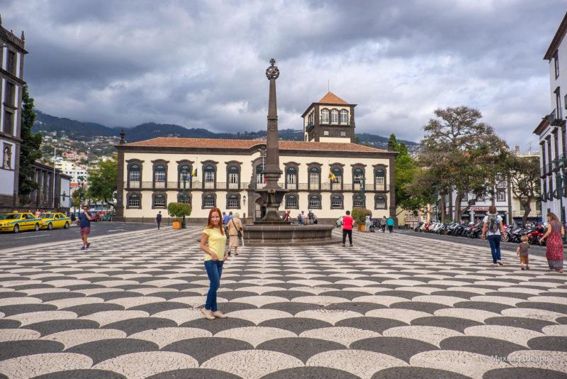 Площадь Município