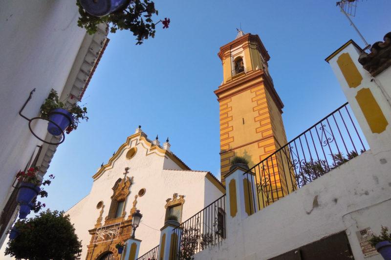 Церковь Santa María de los Remedios