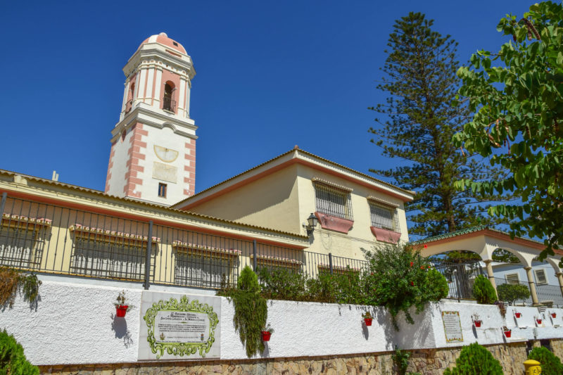 Башня с солнечными часами, Эстепона