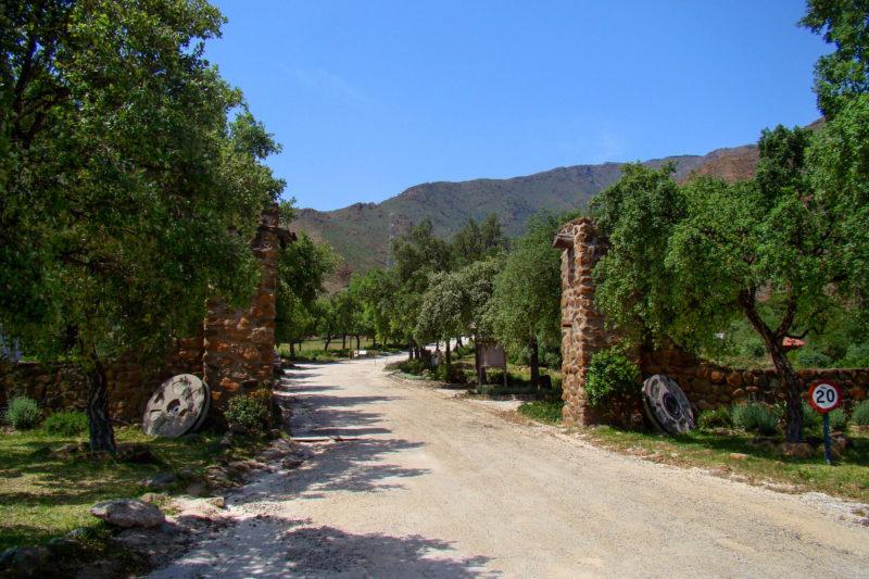 Парк Лос-Педрегалес