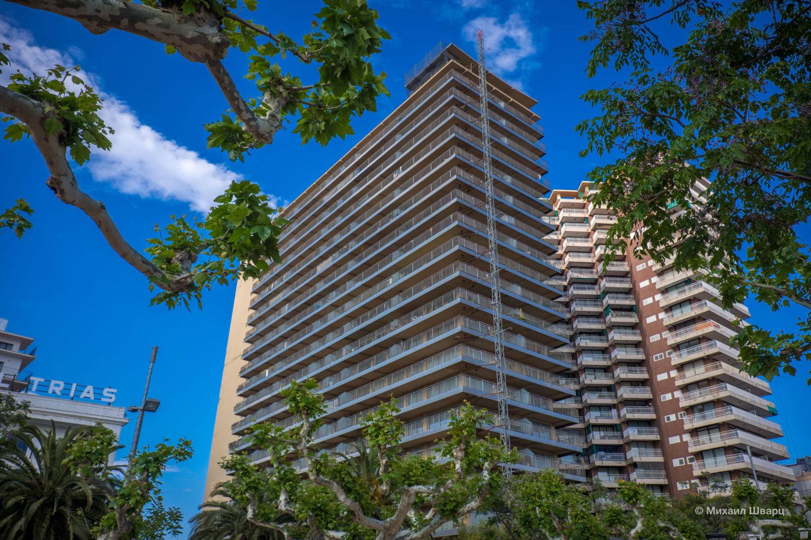 Квартира на 7 этаже