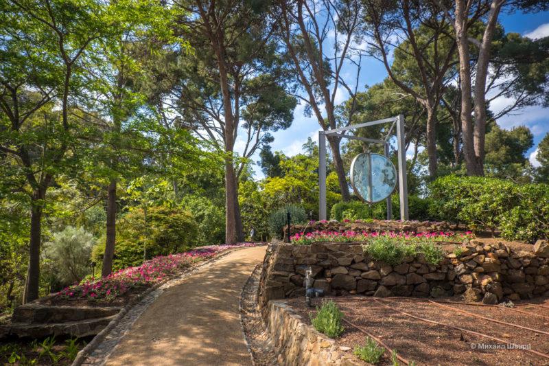 Прогулка по бухтам от Паламоса к ботаническому саду 16