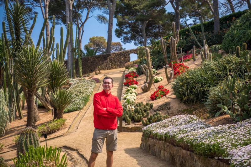 Прогулка по бухтам от Паламоса к ботаническому саду 13