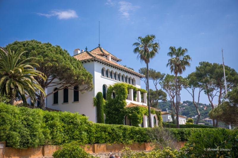 Прогулка по бухтам Llafranc, Tamariu, Aiguablava и к замку Бегур 6