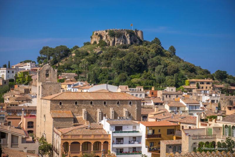 Прогулка по бухтам Llafranc, Tamariu, Aiguablava и к замку Бегур 24
