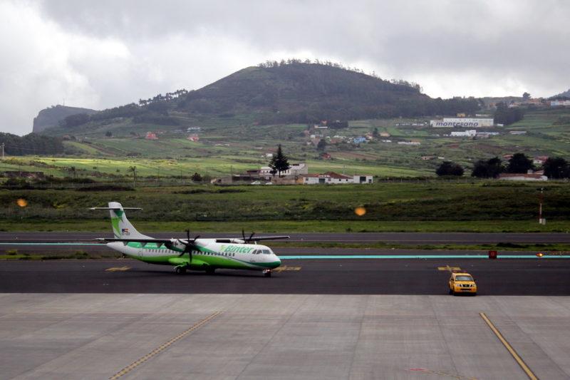 Для перелета между островами - Binter Airlines