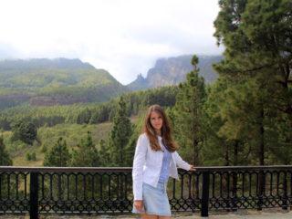 Мы на Пальме: Кальдера де Табуриенте