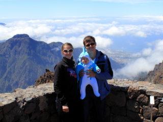 Мы на Ла-Пальме или наше первое путешествие с малышом