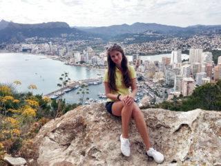 Идея небольшого путешествия в Испанию