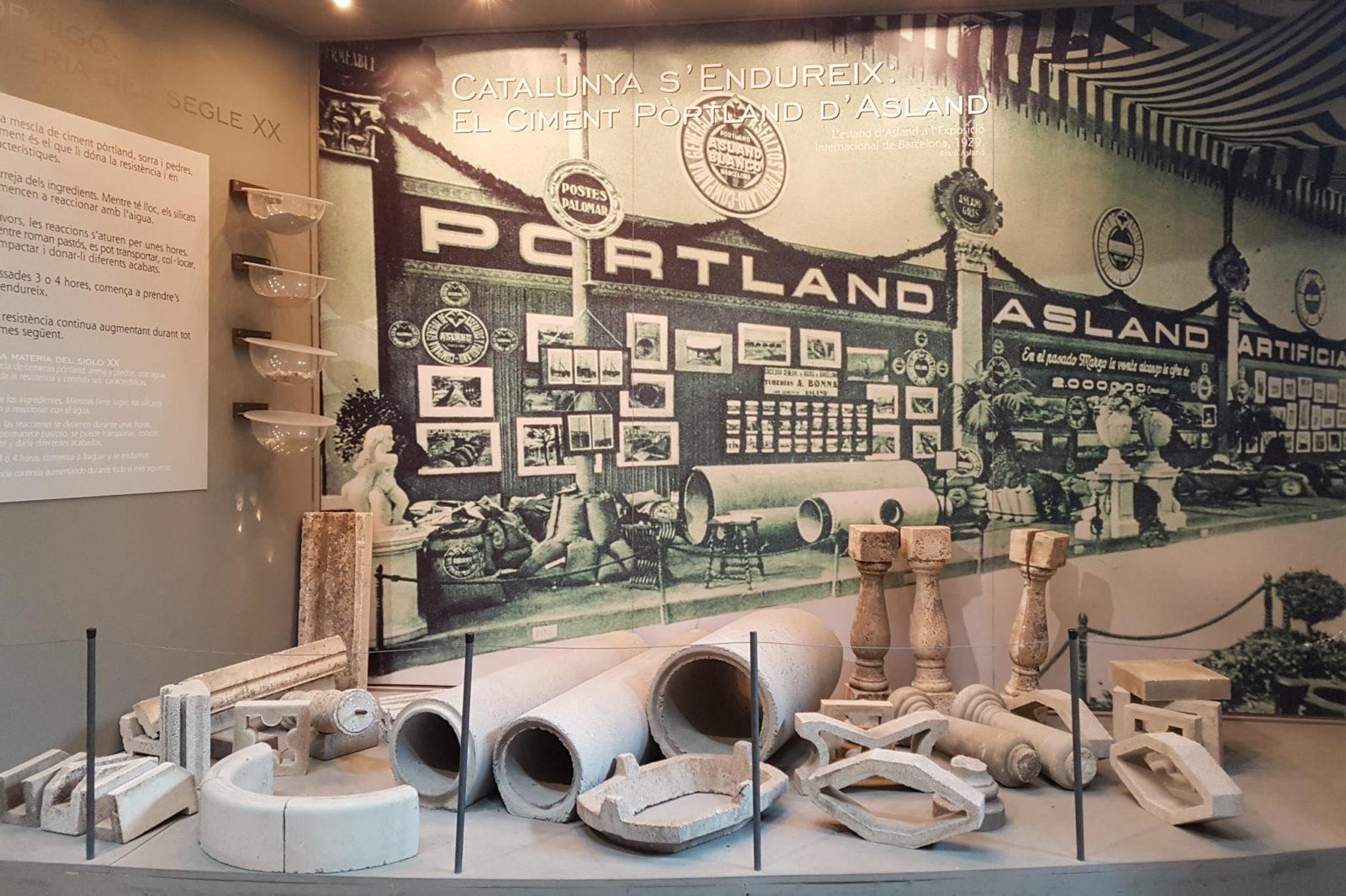 Цементный завод, музей (фото: Elizabeth Poblador)