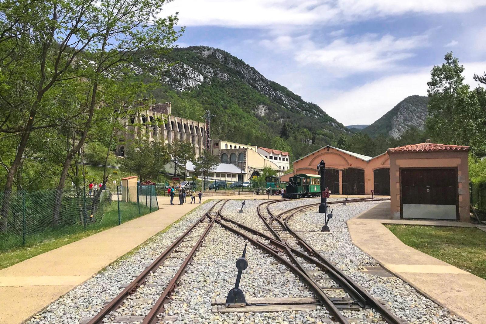 Станция Цементого завода (фото: Xavier Farrando Sopeña)