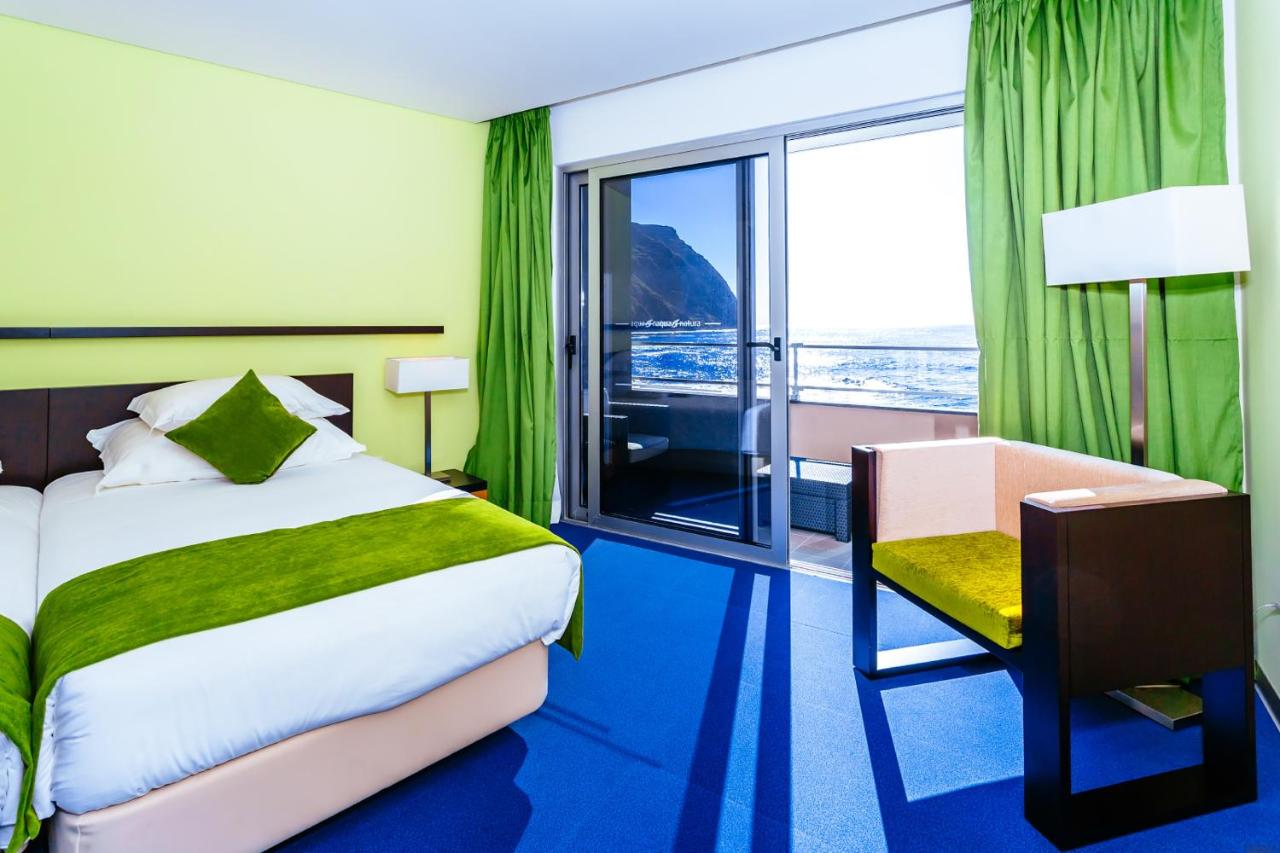 Отель Aqua Natura Madeira