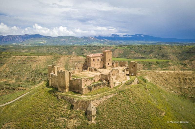 Castle Montearagón