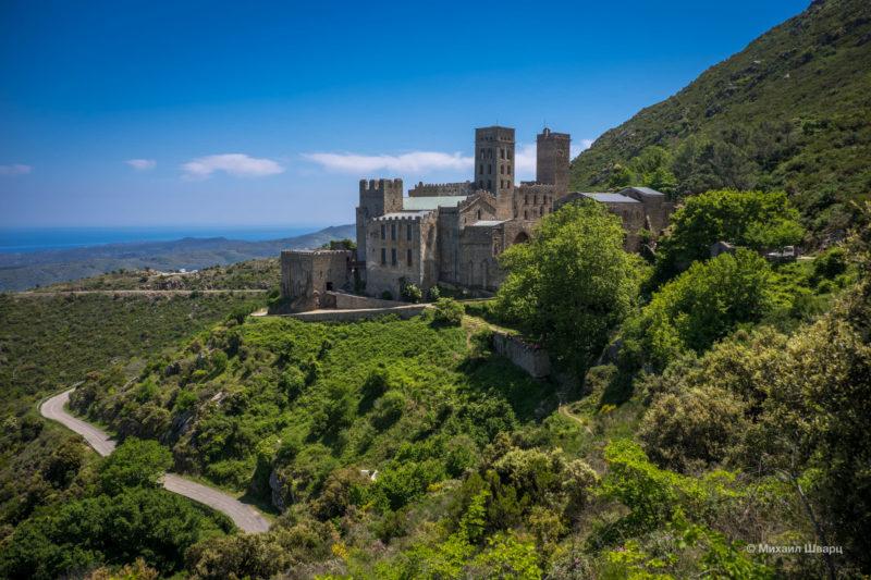 Монастырь Сант-Пере-де-Родес