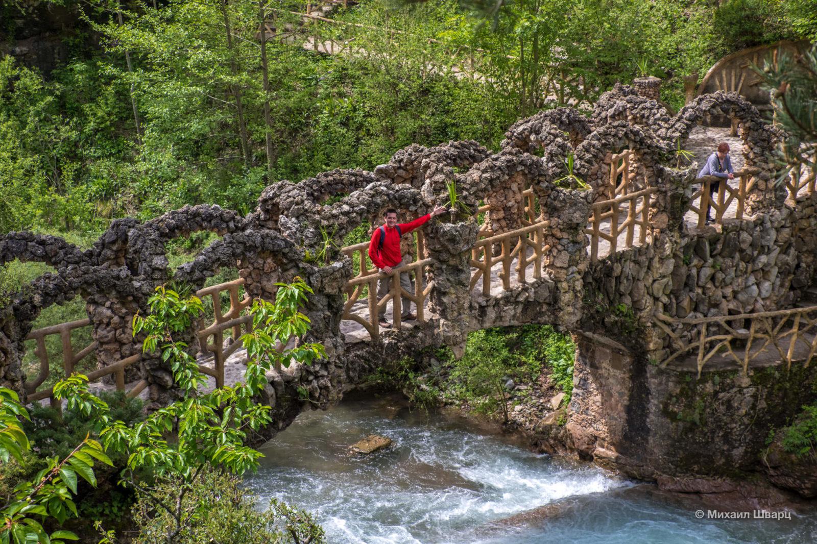 Сады Артигас – забытое и вновь обретенное творение Гауди
