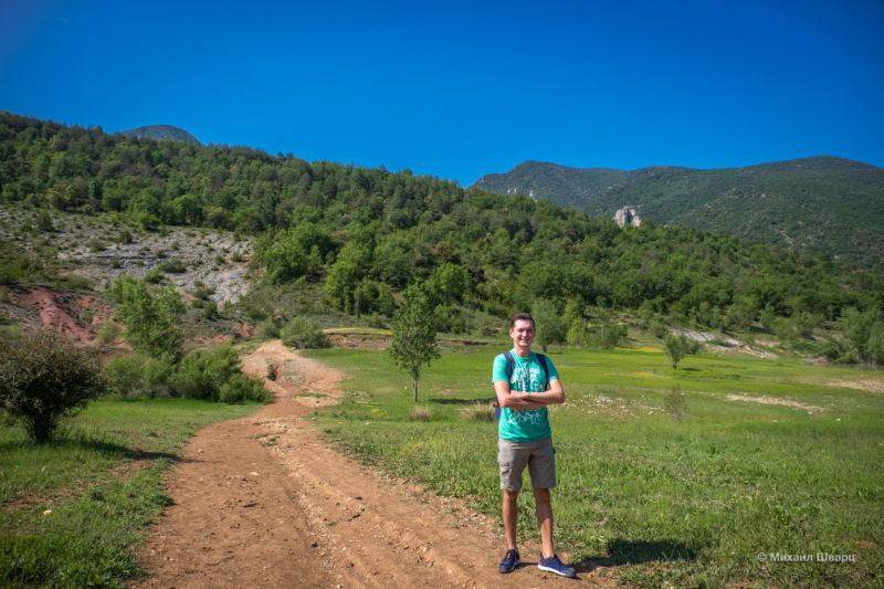 Опасная дорога Congost de Mont-rebei 5