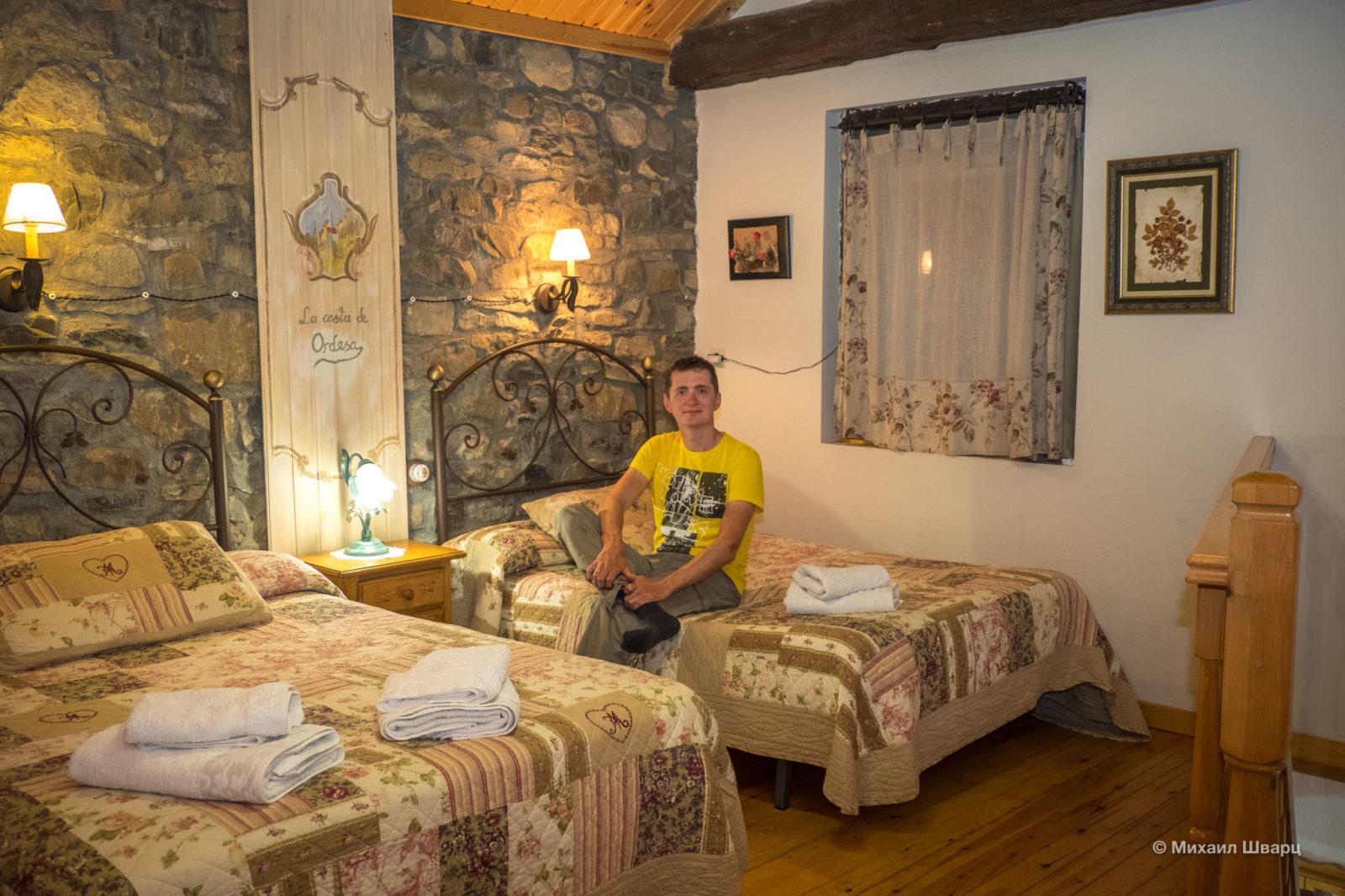 Спальня как в замке