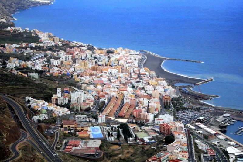 Ла Пальма: Знакомство с городами 30