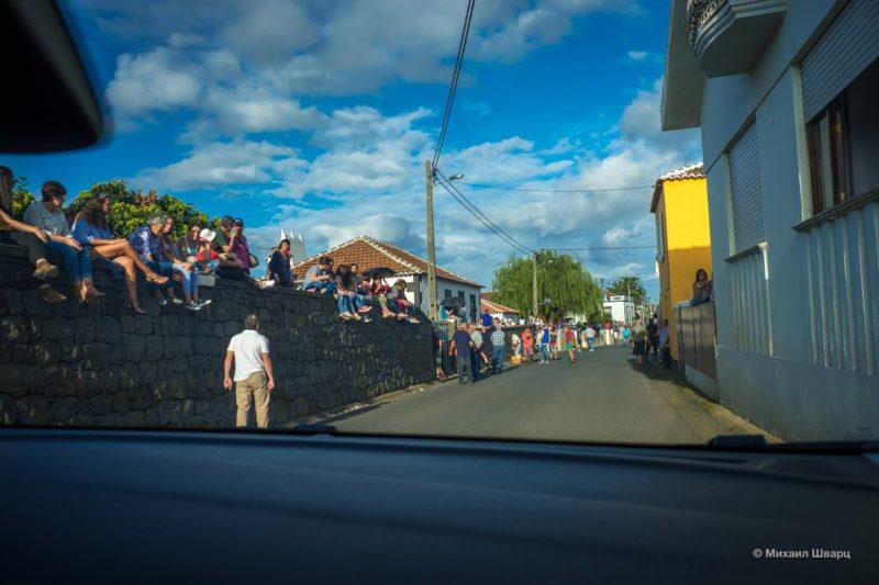 Азоры: остров Терсейра (мой отчет) 23