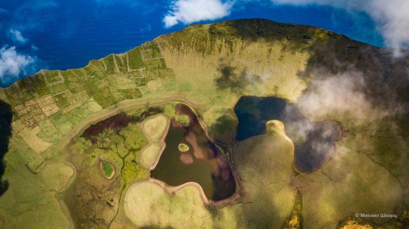 Поездка на острова Корву 14